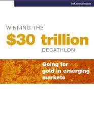 McKinsey - Going For Gold