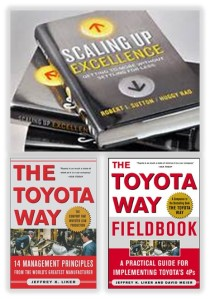 Scaling Up Excellence The Toyota Way