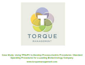 Torque Management - TPSoP Case Study
